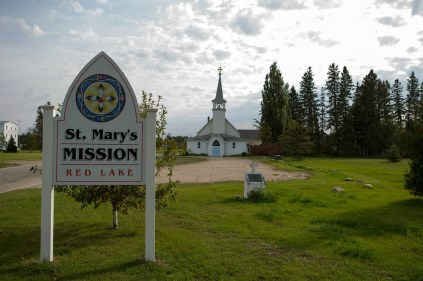 St. Mary's - Red Lake