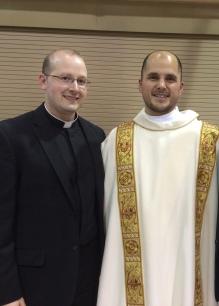 John Honiotes Deacon Ordination