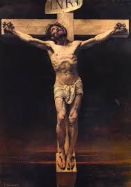 The Crucifixion - Leon Bonnat