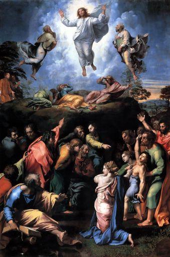 Transfiguration - Raphael
